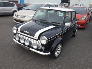 1999 ROVER MINI RARE AUTO GENUINE * 1 OF 100 MADE * INVESTABLE