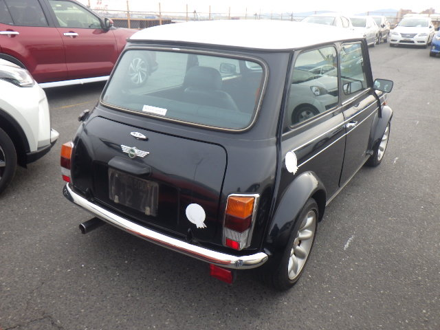 1999 ROVER MINI RARE AUTO GENUINE * 1 OF 100 MADE * INVESTABLE For Sale (picture 2 of 6)