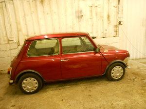 1994 Mini mayfair 1275 - only 27,000 miles