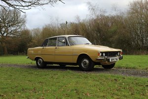1973  Rover P6 3500 V8 - single family ownership for 41 years