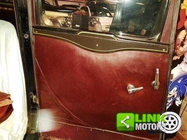Rover Saloon del 1930, Manutenzione curata For Sale (picture 5 of 6)