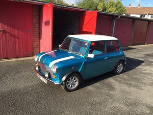 Stunning 1995 Oct Mini Sidewalk only 29000 miles! For Sale