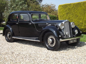 Picture of 1937 Rover P2 Sports Saloon - NOW SOLD. Similar cars wanted