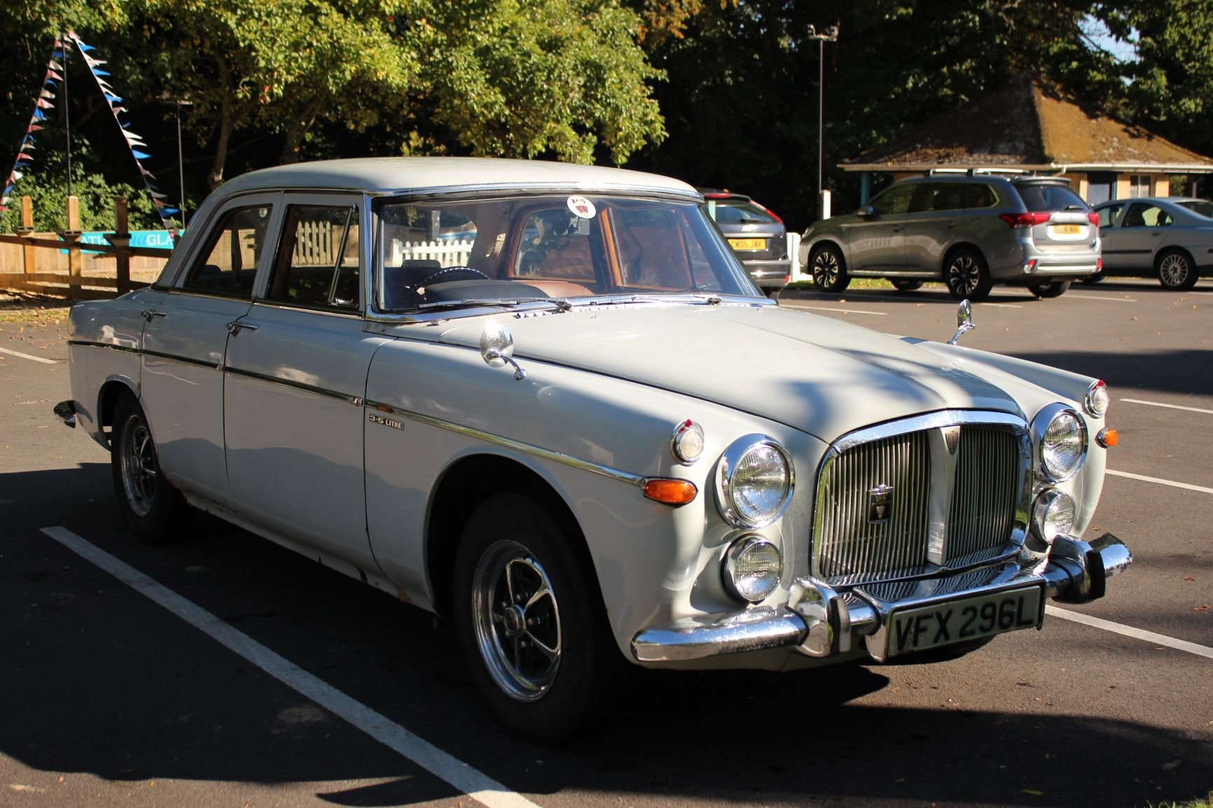 1973 ROVER P5B SALOON For Sale (picture 1 of 6)