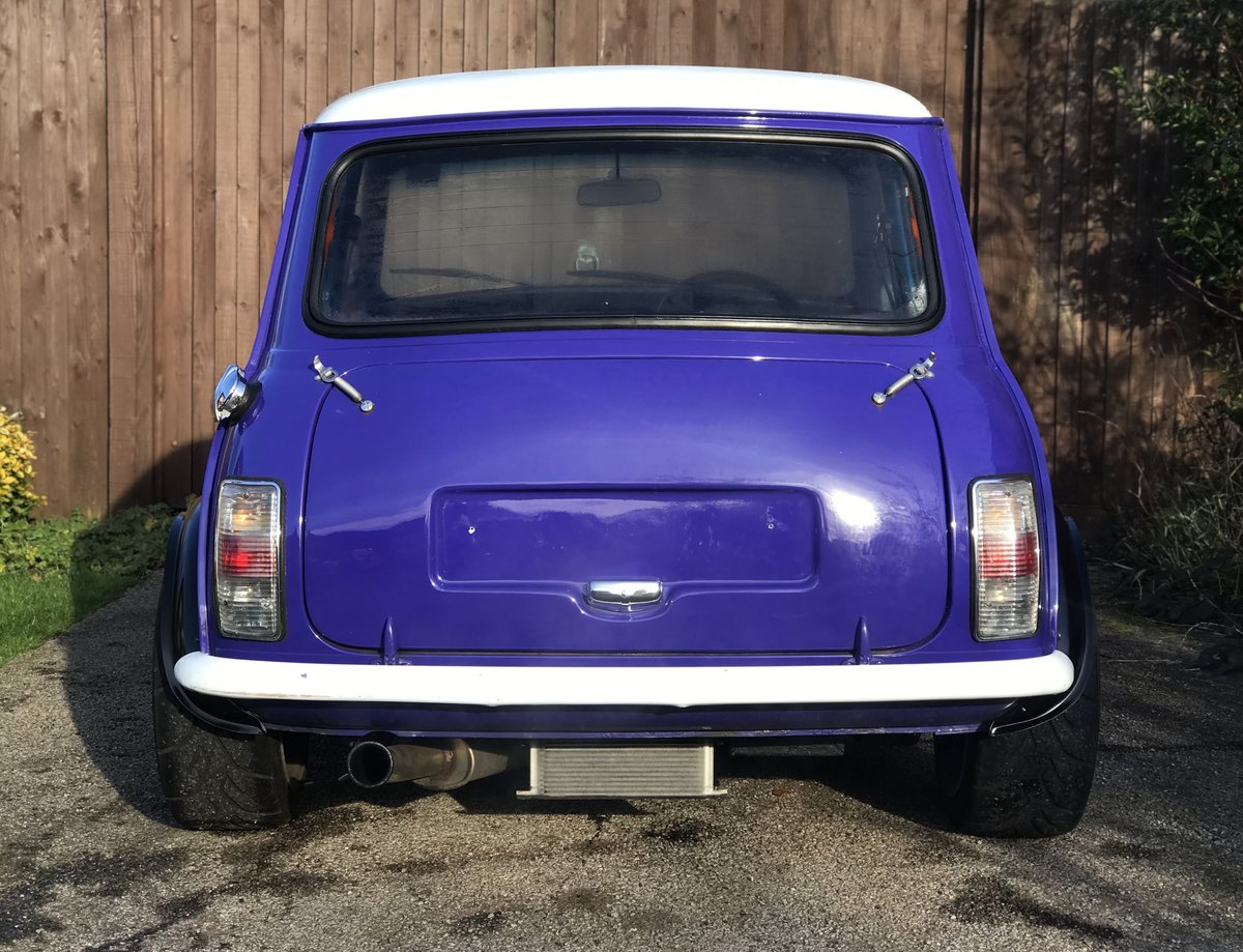1993 Mini Supercharged 1275cc  For Sale (picture 3 of 6)