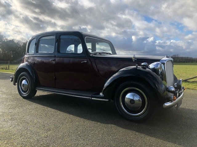 1949 Rover 75 P3 Saloon For Sale (picture 3 of 6)