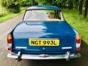 1972 Rover 2000 sc p6