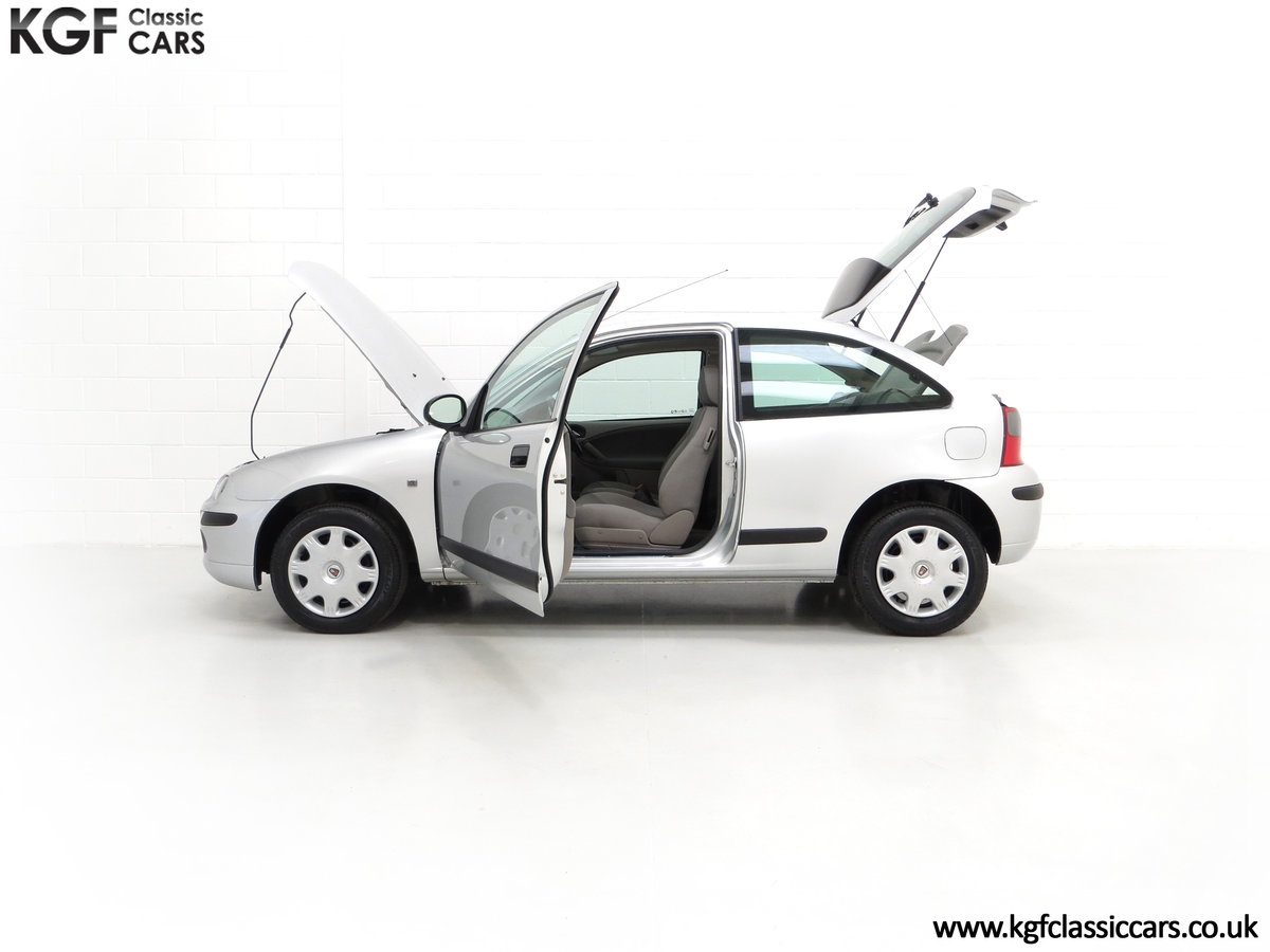 2004 A Time Warp Rover 25iL 1.4 16v With 5,422 Miles SOLD (picture 3 of 6)