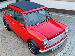 2001 Rover mini seven le For Sale