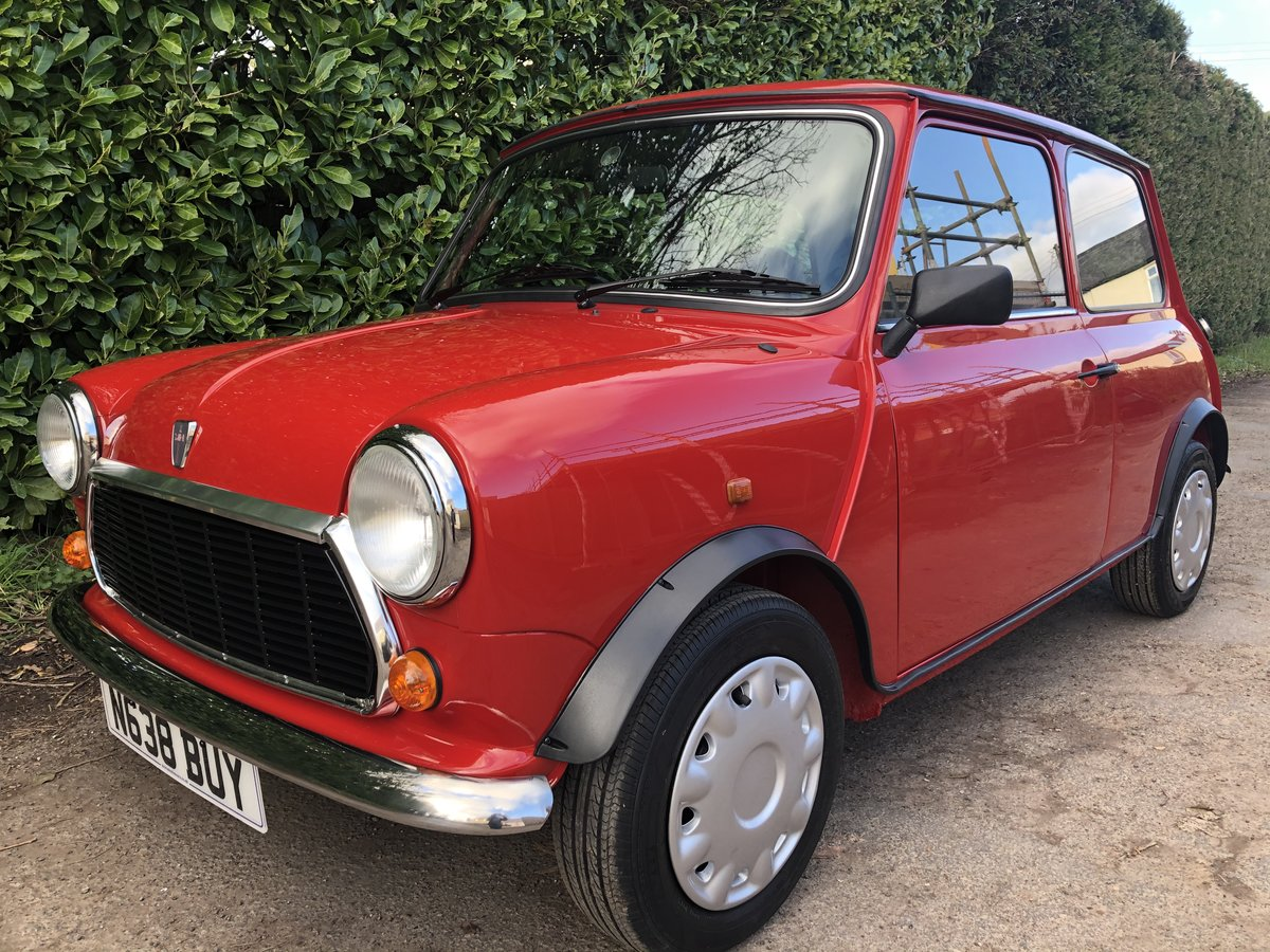 Picture of 1996 Rover Mini 1 owner from new with 21,000 miles. For Sale