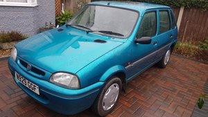 1995 Rover 100 kensington se