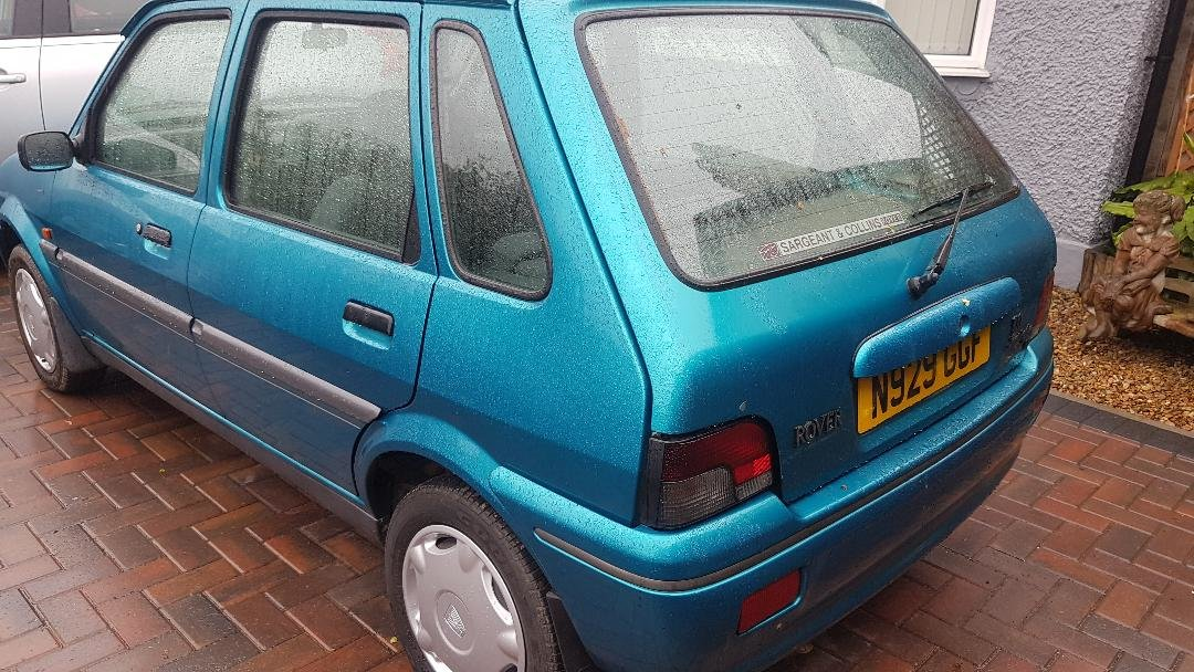 1995 Rover 100 kensington se For Sale (picture 3 of 6)
