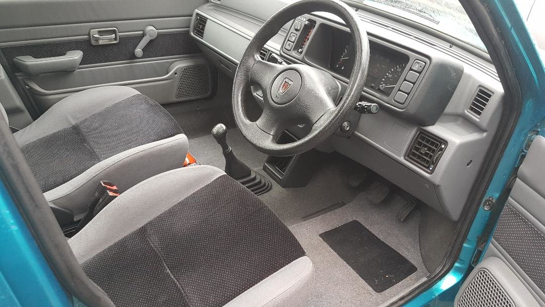 1995 Rover 100 kensington se For Sale (picture 4 of 6)