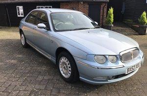 2002  ROVER 75 CONNOISSEUR 2.5 V6