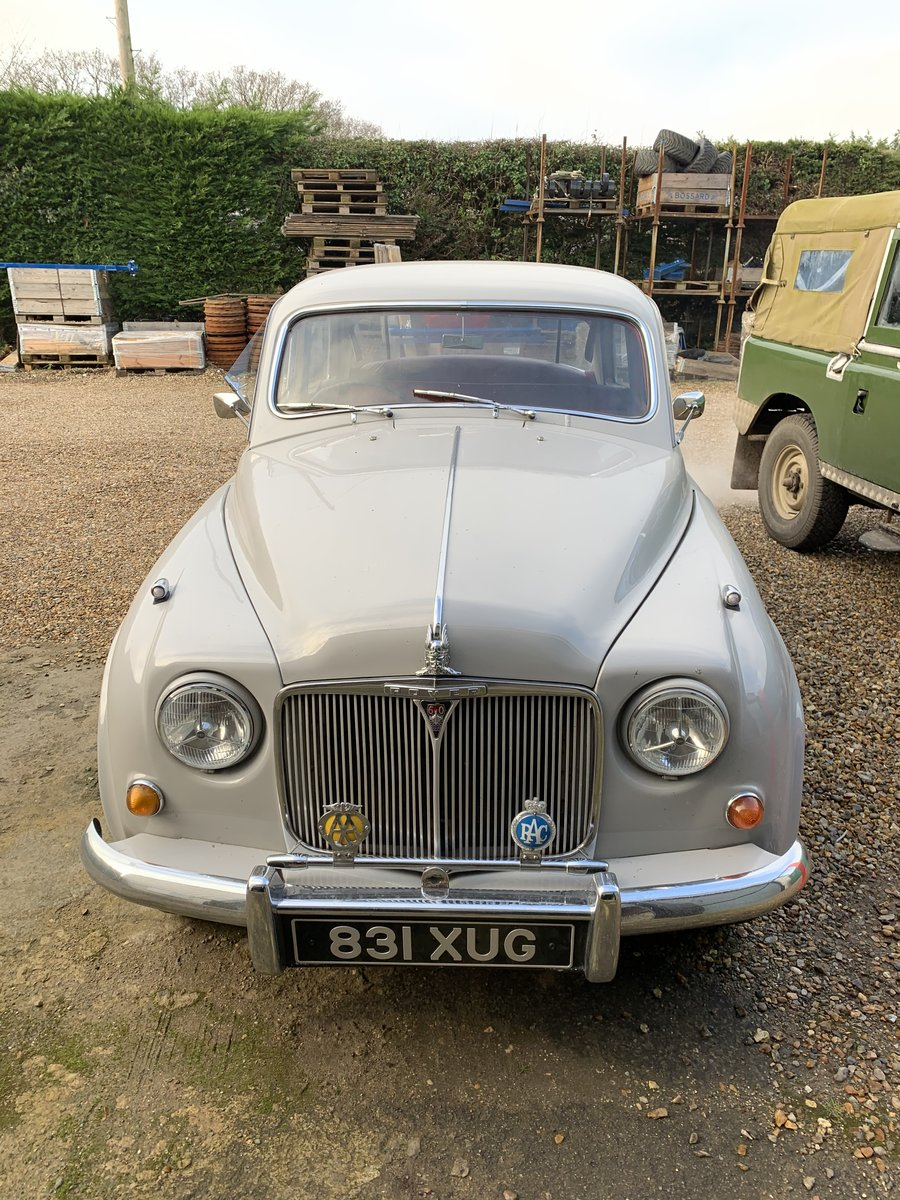 1955 Roiver P4  For Sale (picture 1 of 5)