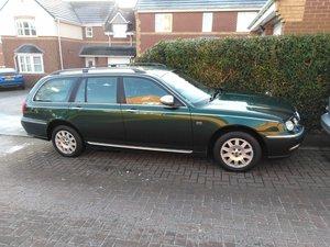 2002 Rover 75 Connoisseur 2.0 CDTI 135 Auto