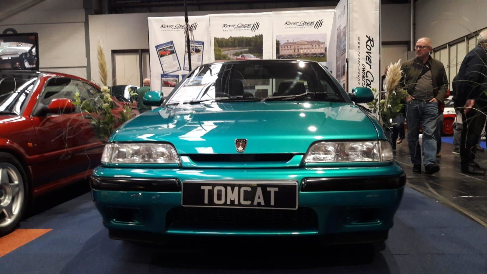 1993 Rover 'Tomcat' Coupe Honda Engine For Sale (picture 2 of 6)