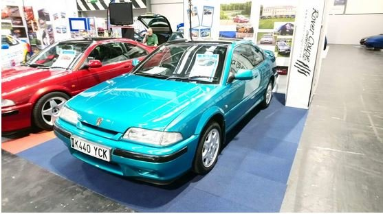 1993 Rover 'Tomcat' Coupe Honda Engine For Sale (picture 3 of 6)