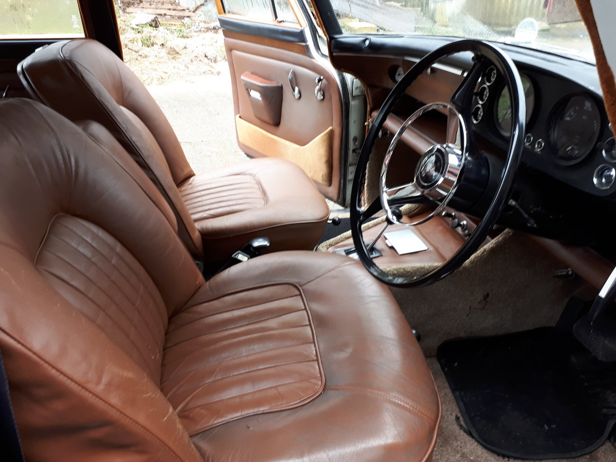 1973 ROVER P5B SALOON For Sale (picture 2 of 6)