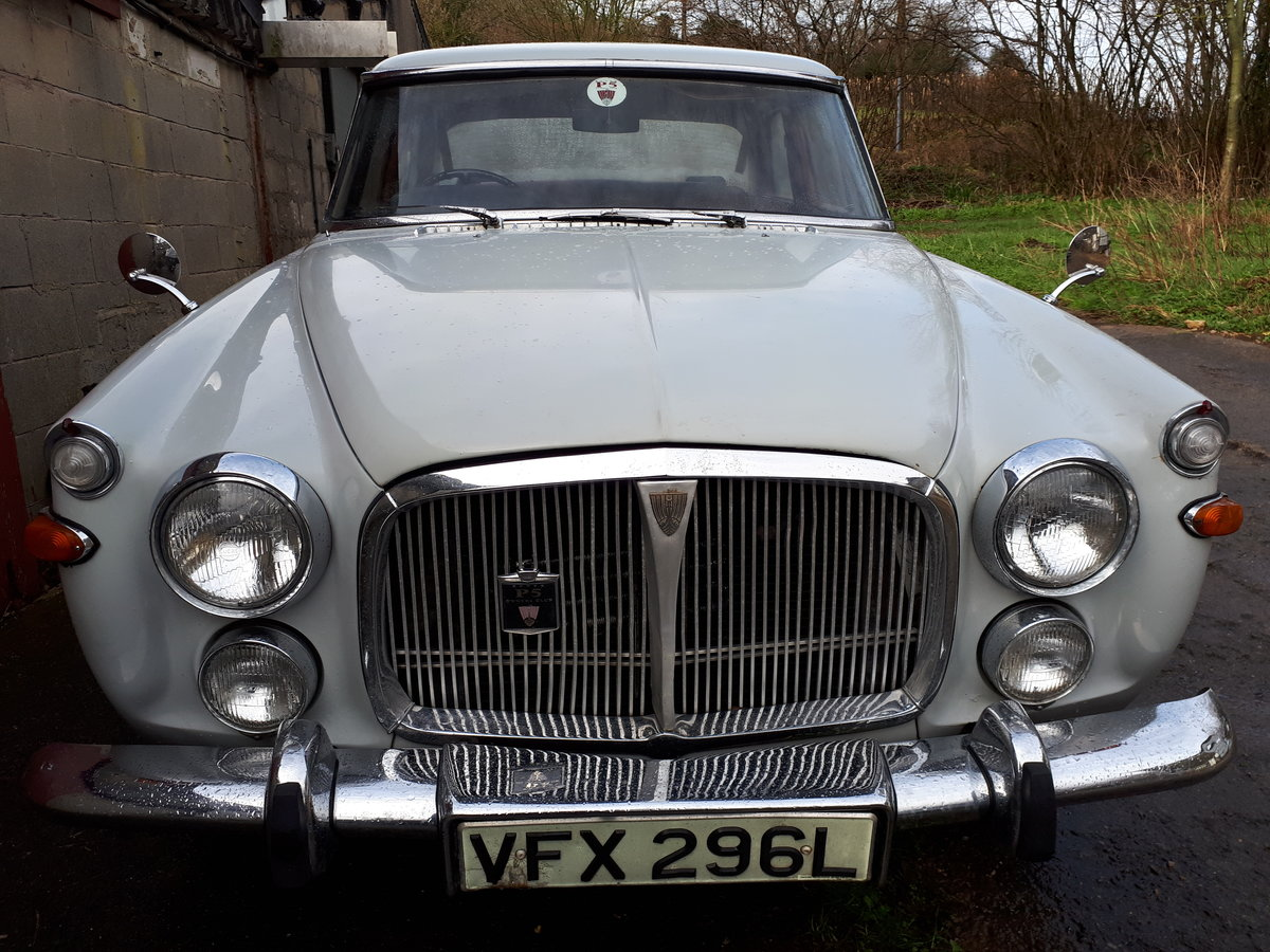 1973 ROVER P5B SALOON For Sale (picture 3 of 6)