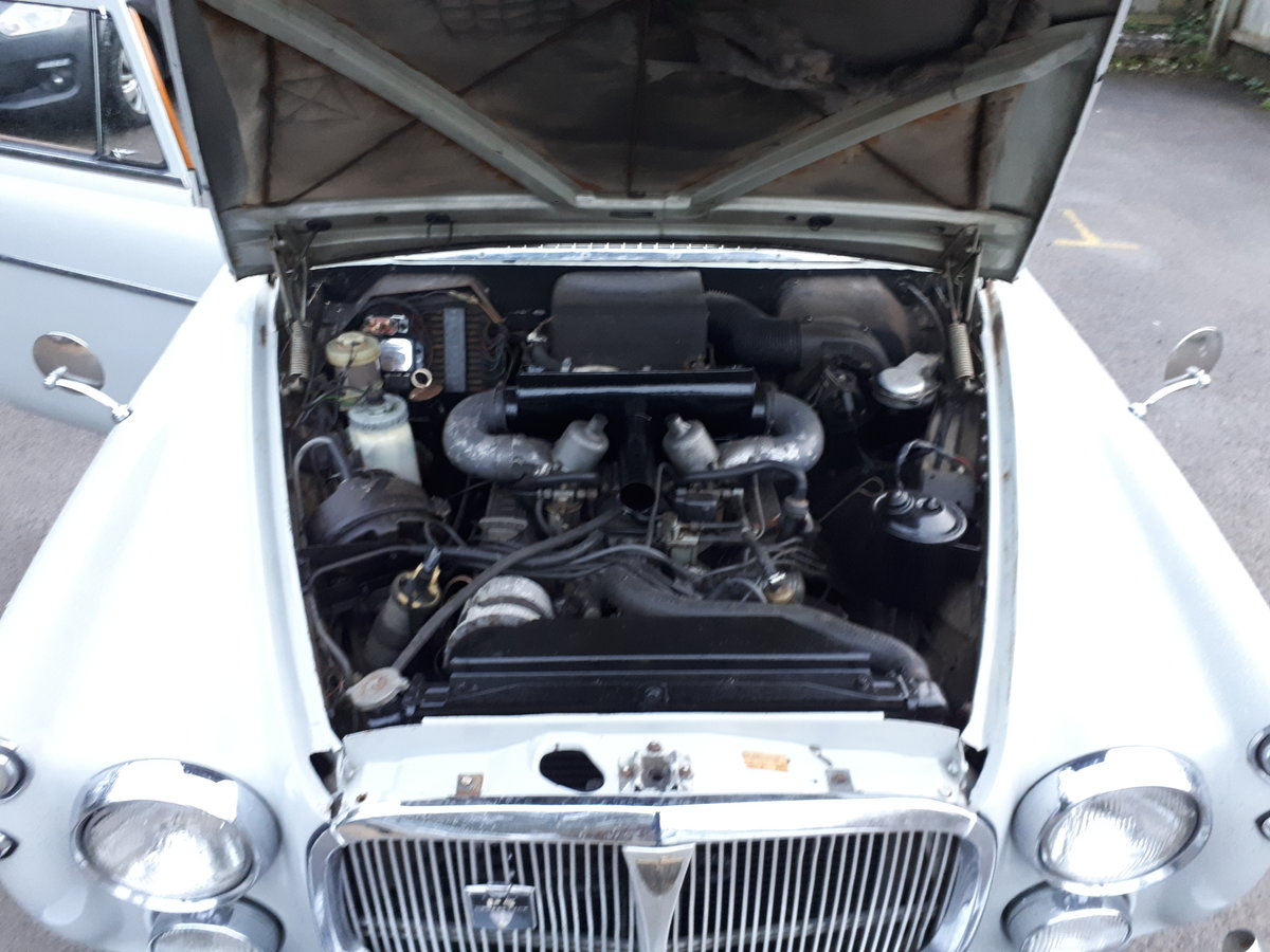 1973 ROVER P5B SALOON For Sale (picture 6 of 6)