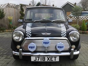 1991 Rover Mini Studio 2 LTD Edition For Sale by Auction