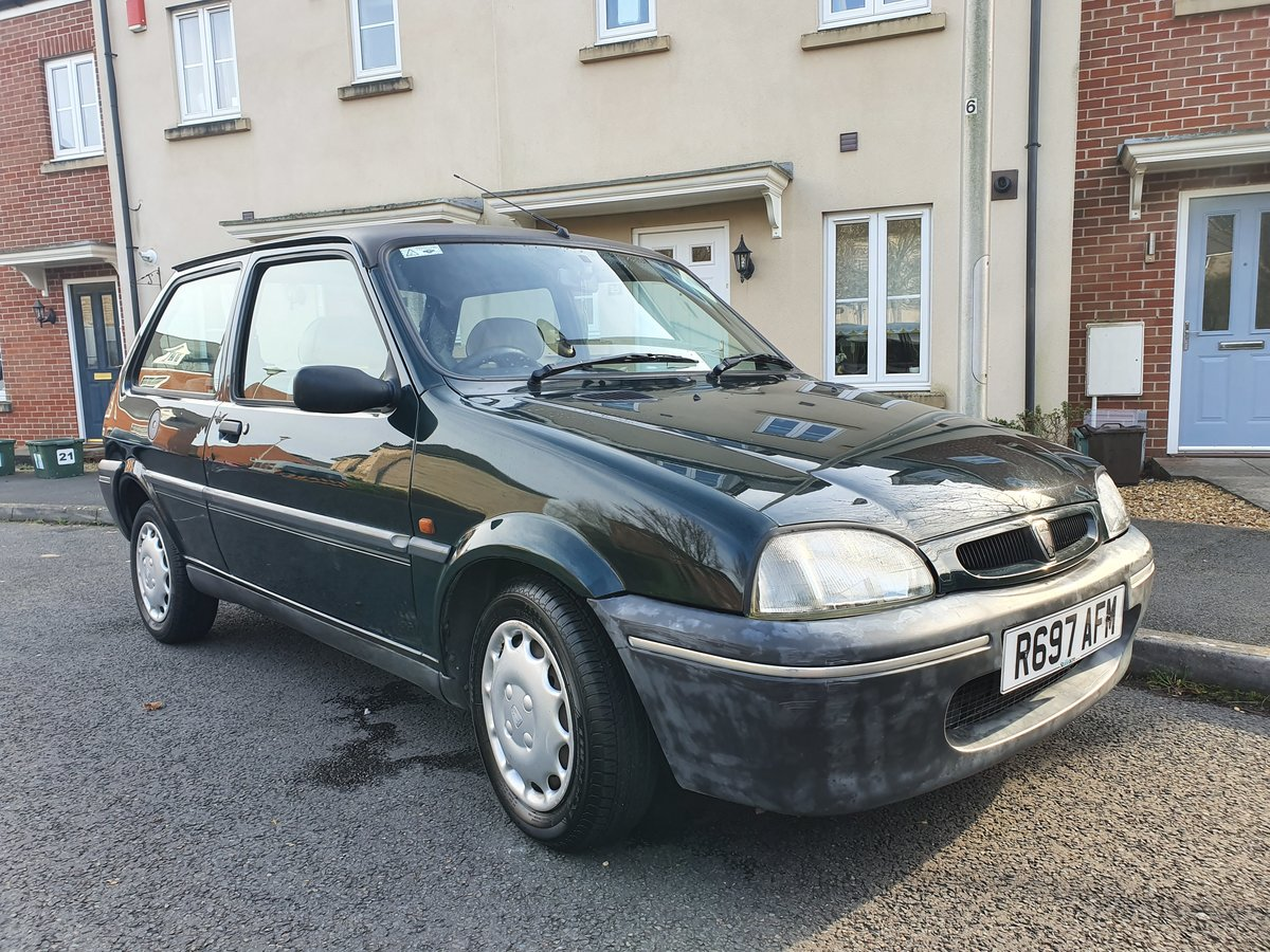 1998 Rover metro 100 ascot For Sale (picture 1 of 6)
