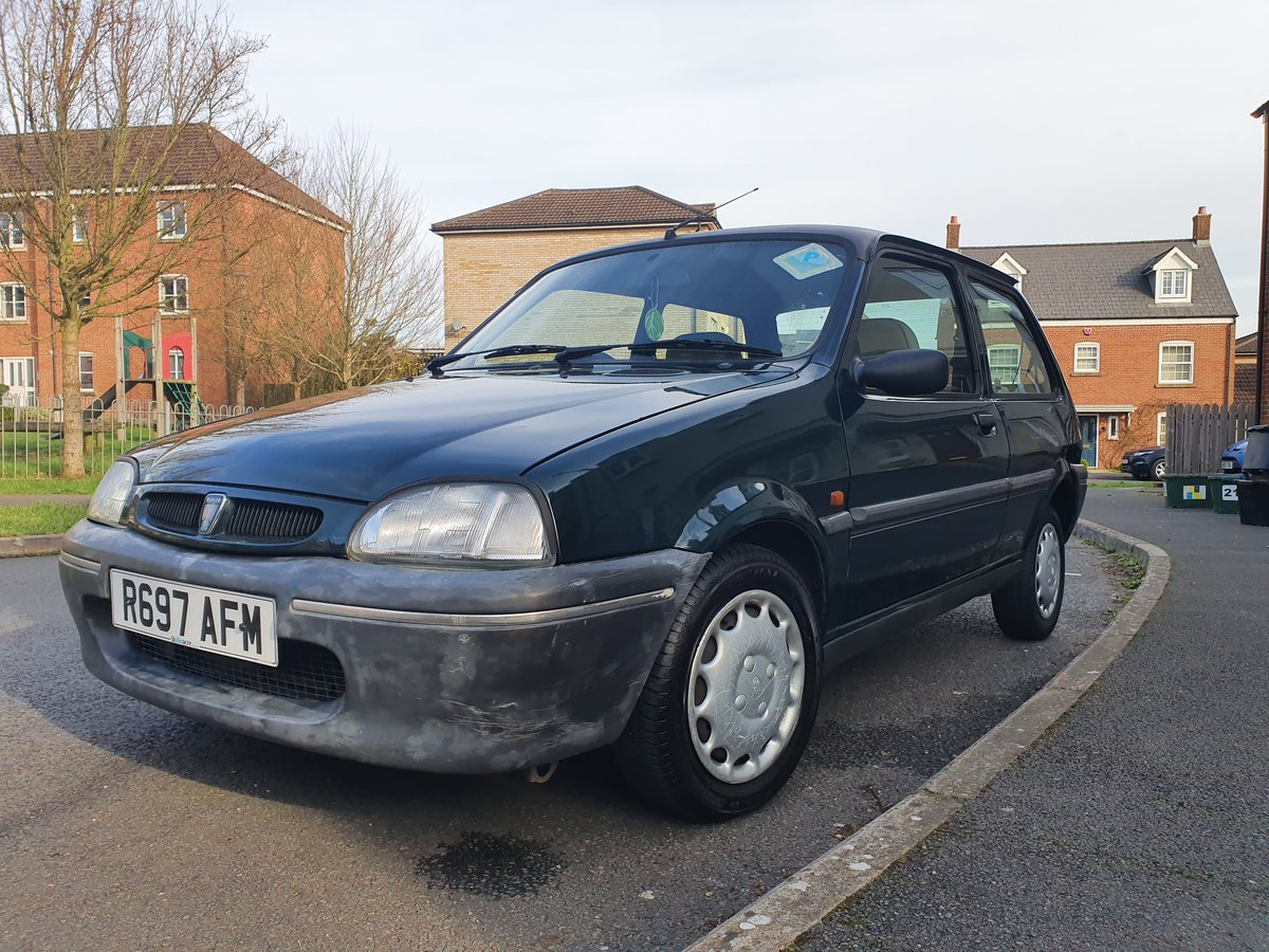 1998 Rover metro 100 ascot For Sale (picture 2 of 6)