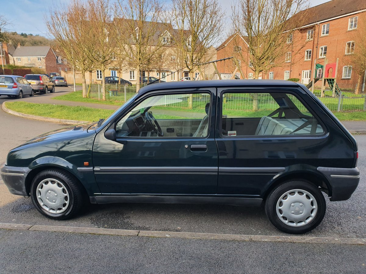 1998 Rover metro 100 ascot For Sale (picture 4 of 6)