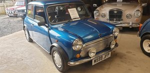 1994 Rover Mini 35 SOLD by Auction