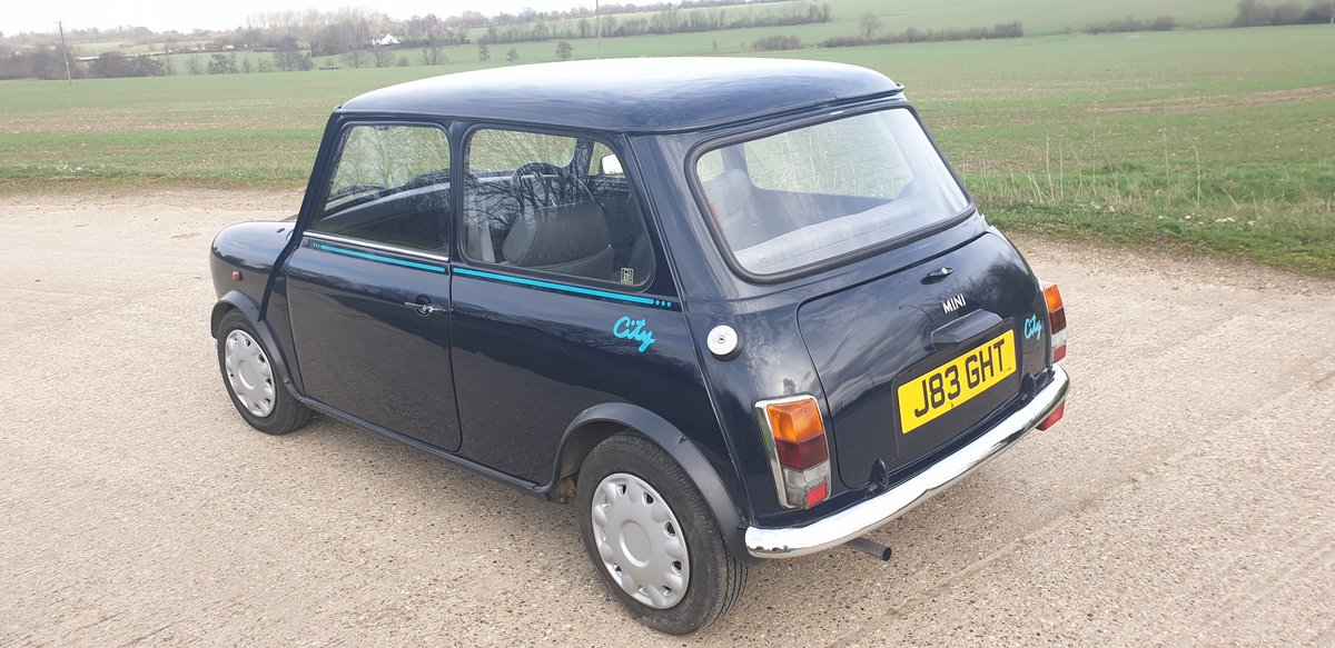 1992 Mini city - midnight blue For Sale (picture 2 of 6)