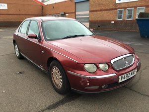 1999 Rover 75 Diesel Club Saloon For Sale