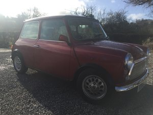 1999 Classic Mini 1275, Low Mileage