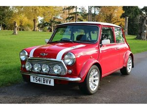1999 Genuine Mini Cooper Sportpack 1.3i  Solar Red SOLD