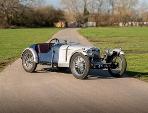 1938 Rover 10 Special SOLD by Auction