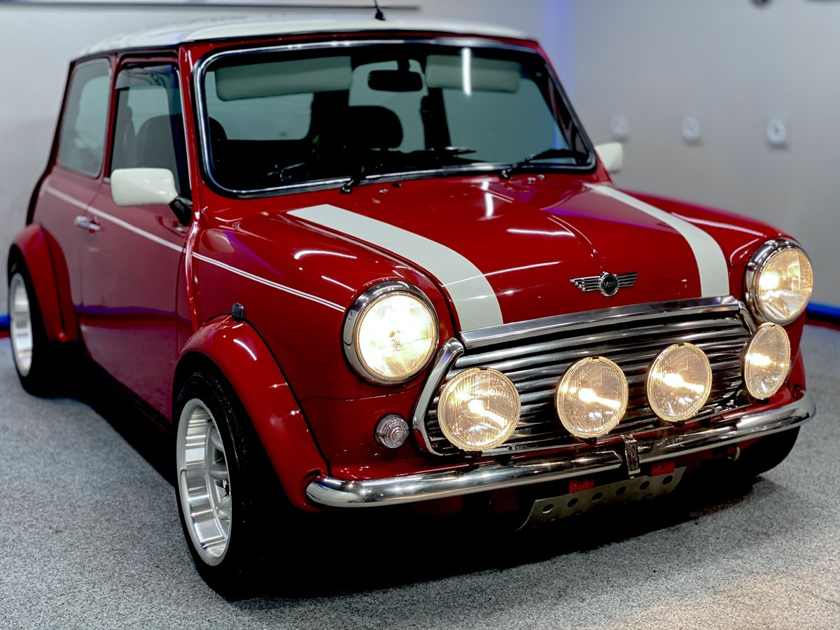 1998 Cooper MPi 1300 For Sale (picture 1 of 6)