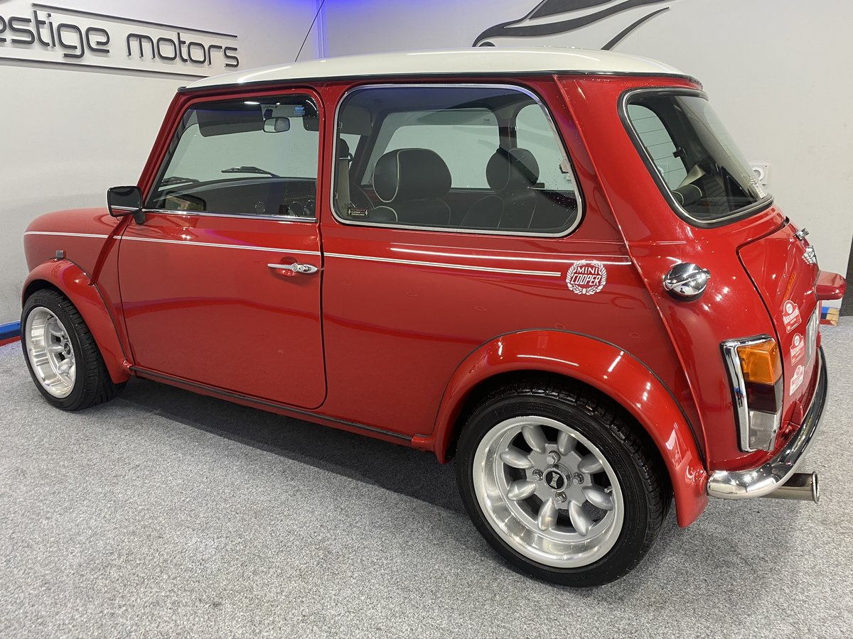 1998 Cooper MPi 1300 For Sale (picture 2 of 6)