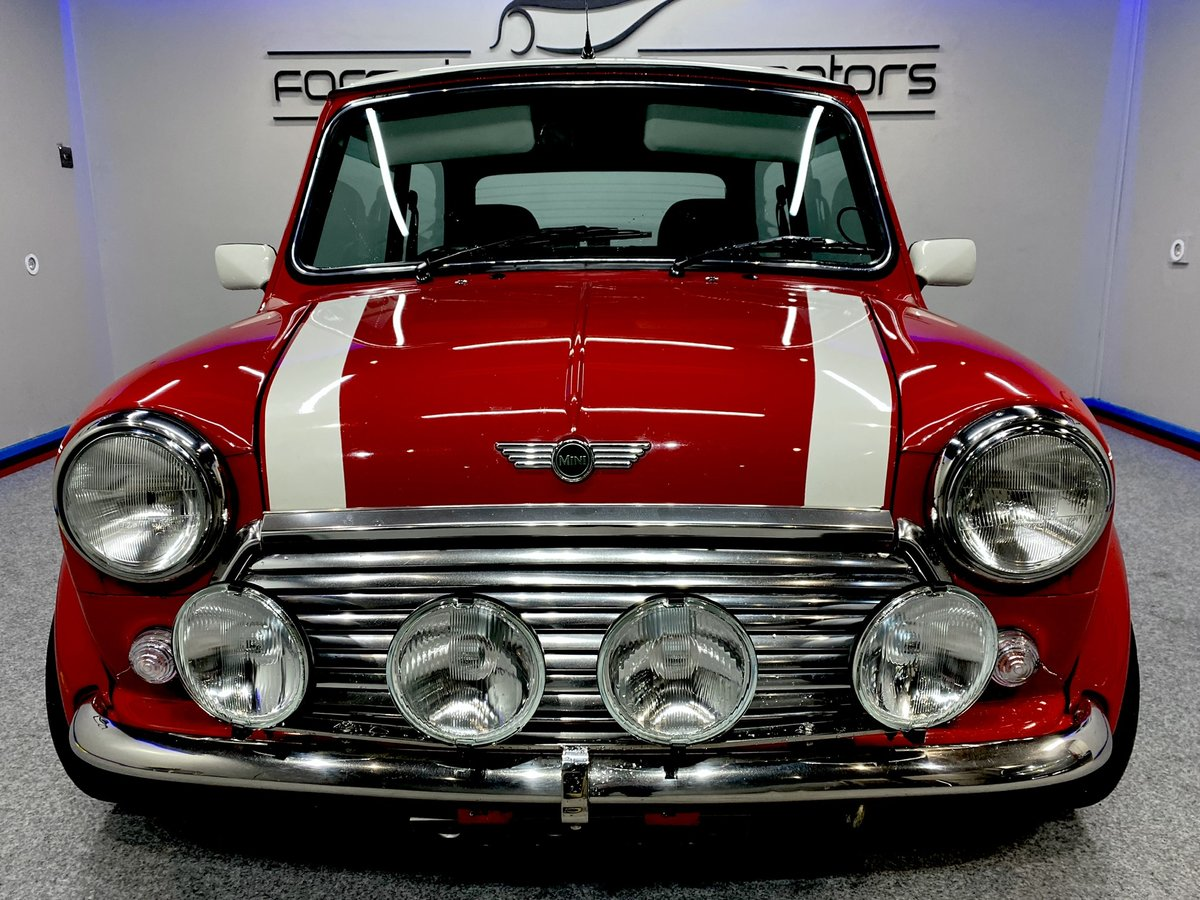 1998 Cooper MPi 1300 For Sale (picture 5 of 6)