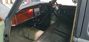 1961 Rover P4 100 48000 miles