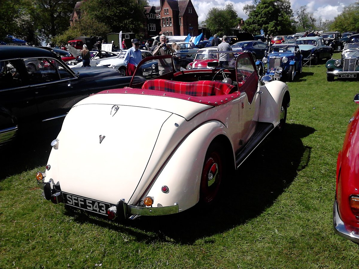 1947 Rover 12, P2 Sport Tourer For Sale (picture 2 of 6)