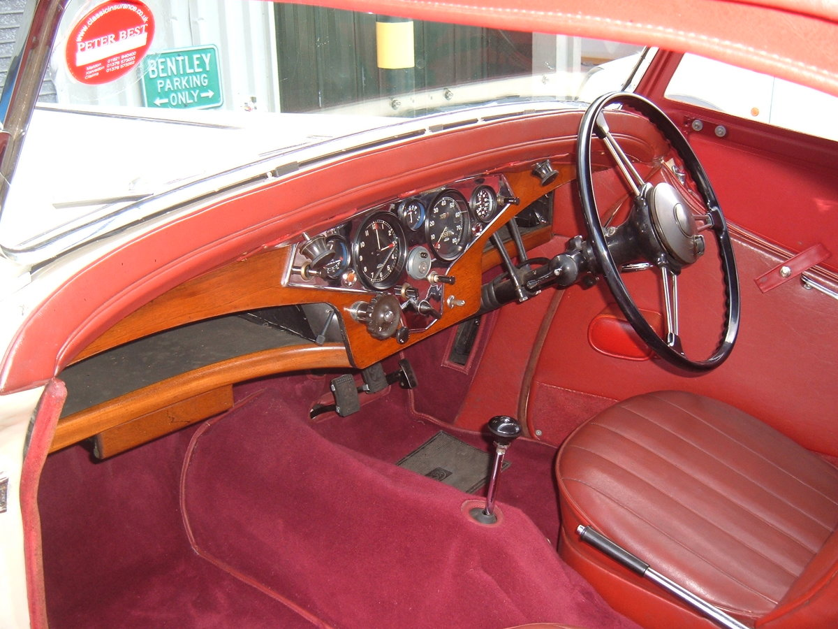 1947 Rover 12, P2 Sport Tourer For Sale (picture 5 of 6)