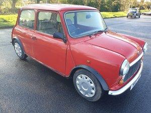 1992 Rover Mini Sprite SOLD by Auction
