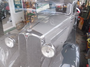 1937 Rover 10 SOLD by Auction