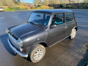 1995 Rover Mini Sidewalk SOLD by Auction