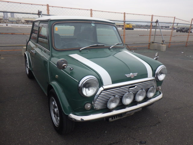 1996  ROVER MINI COOPER 35TH ANNIVERSARY EDITION AUTOMATIC 46K For Sale (picture 2 of 6)