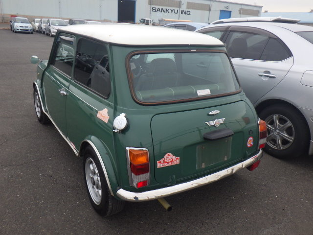 1996  ROVER MINI COOPER 35TH ANNIVERSARY EDITION AUTOMATIC 46K For Sale (picture 3 of 6)