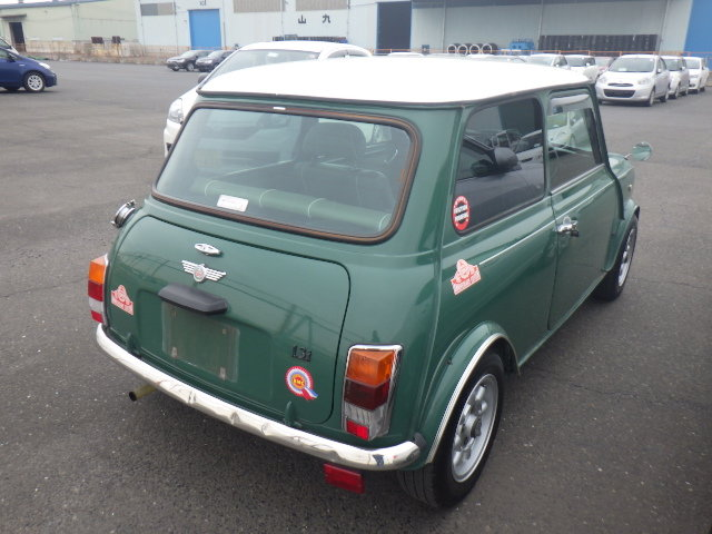 1996  ROVER MINI COOPER 35TH ANNIVERSARY EDITION AUTOMATIC 46K For Sale (picture 4 of 6)