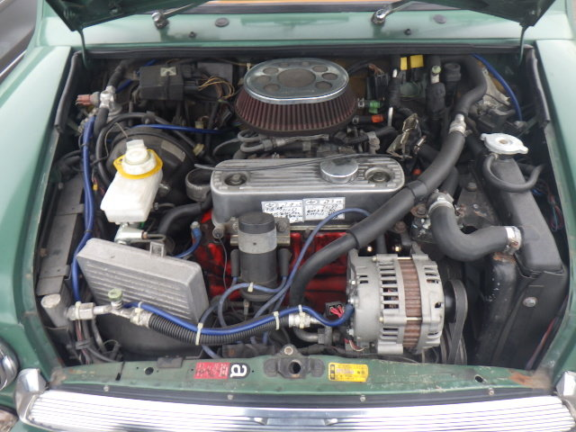 1996  ROVER MINI COOPER 35TH ANNIVERSARY EDITION AUTOMATIC 46K For Sale (picture 6 of 6)