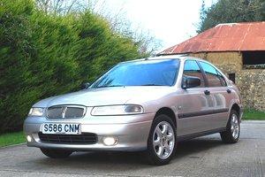 Rover 416 S ltd Edtn - One Owner