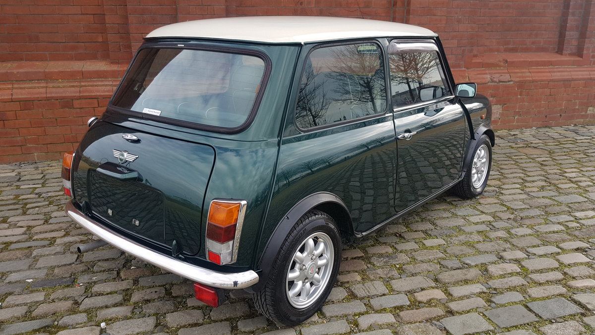 2000 ROVER MINI ROVER MINI COOPER 1300 AUTOMATIC * VERY LOW MILES For Sale (picture 2 of 6)